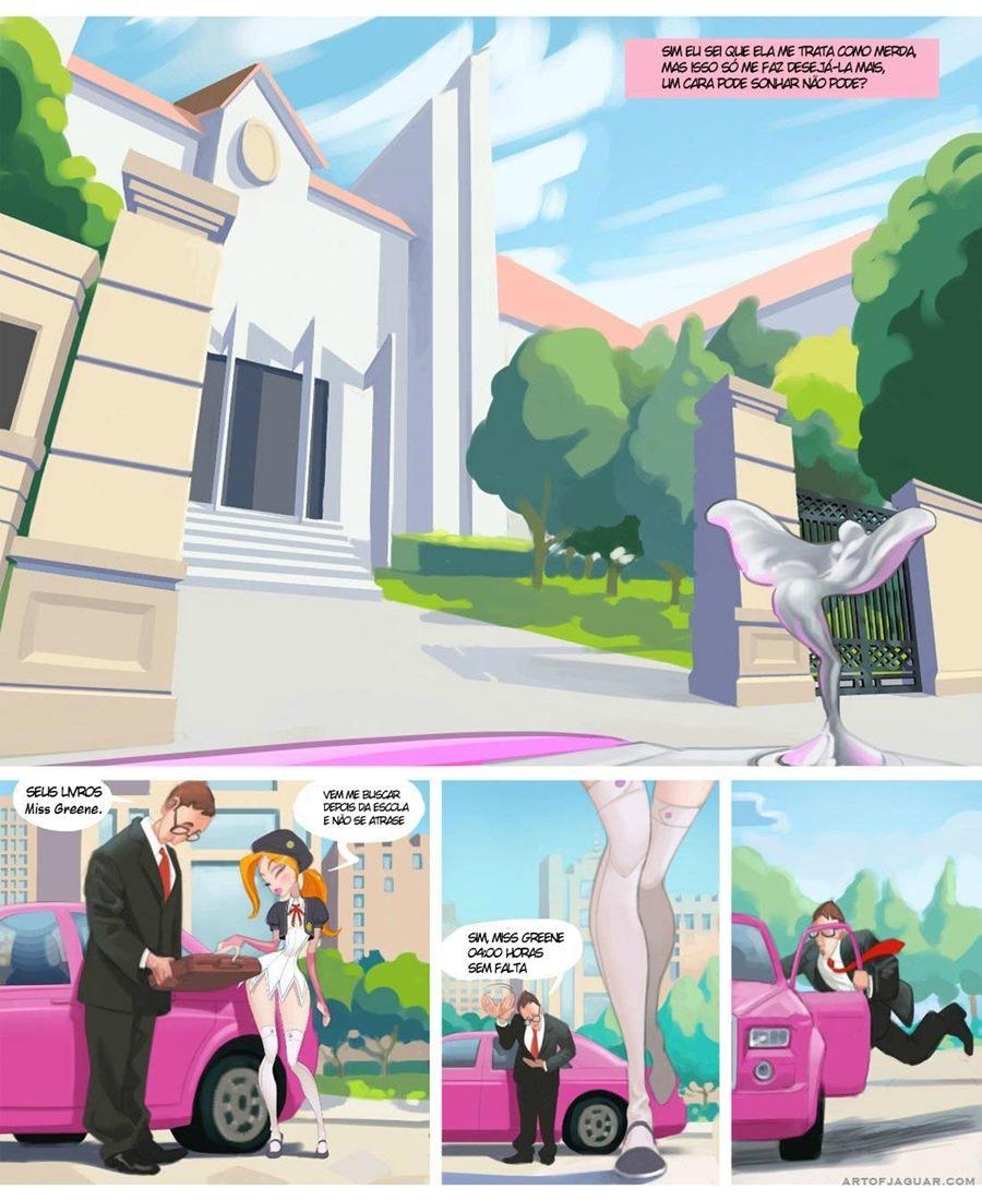 4 My dreams of Alexa - hentai, comics-hq
