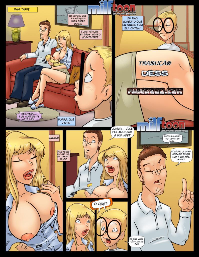 Milky 2 Incesto 01 - hentai, comics-hq