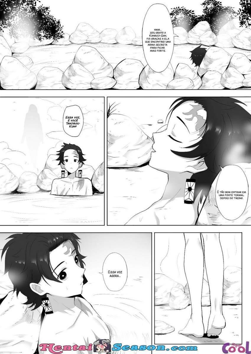Koibashira no Nee san Kimetsu no Yaiba ginhaha Hentai 03 - hentai, comics-hq