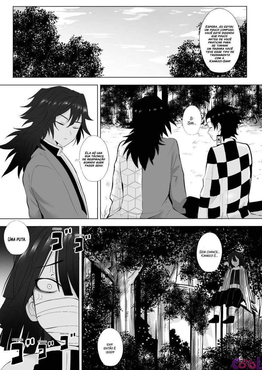 Koibashira no Nee san Kimetsu no Yaiba ginhaha Hentai 14 - hentai, comics-hq
