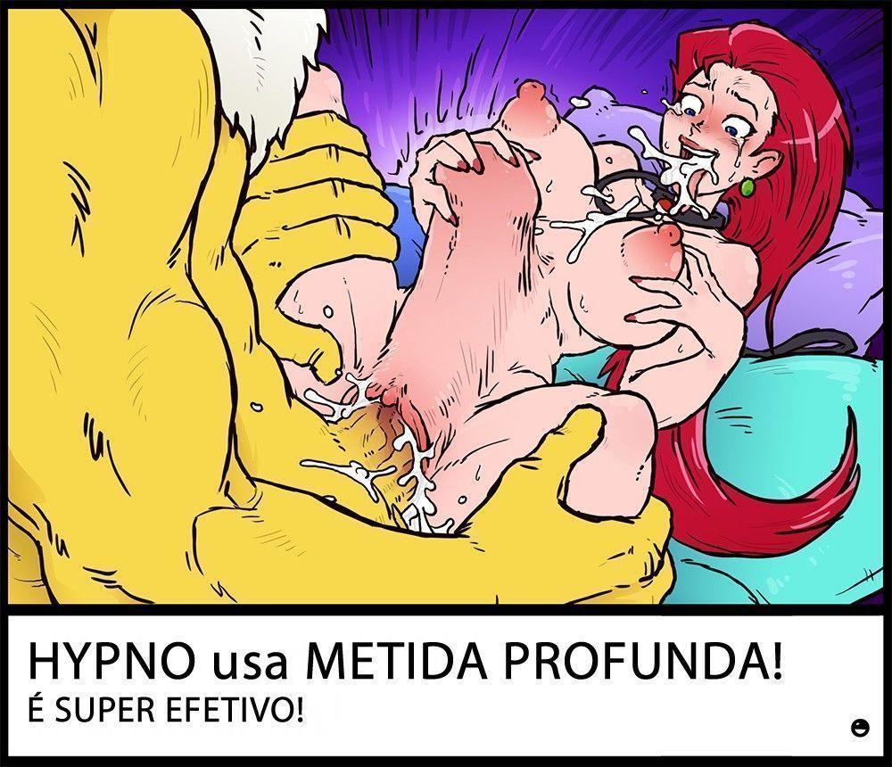 Pokémon Hypno Tized hentai 09 - hentai, comics-hq