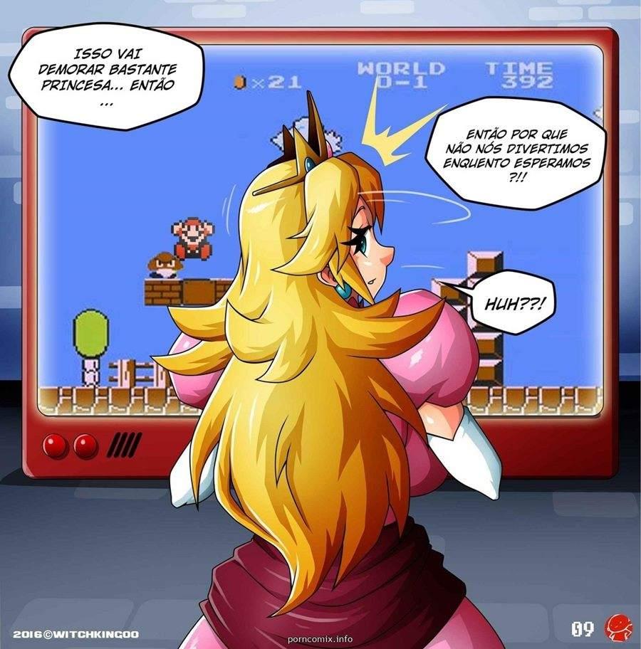 Princess Peach Help me Mario Witchking00 Hentai Pag. 10 - hentai, comics-hq