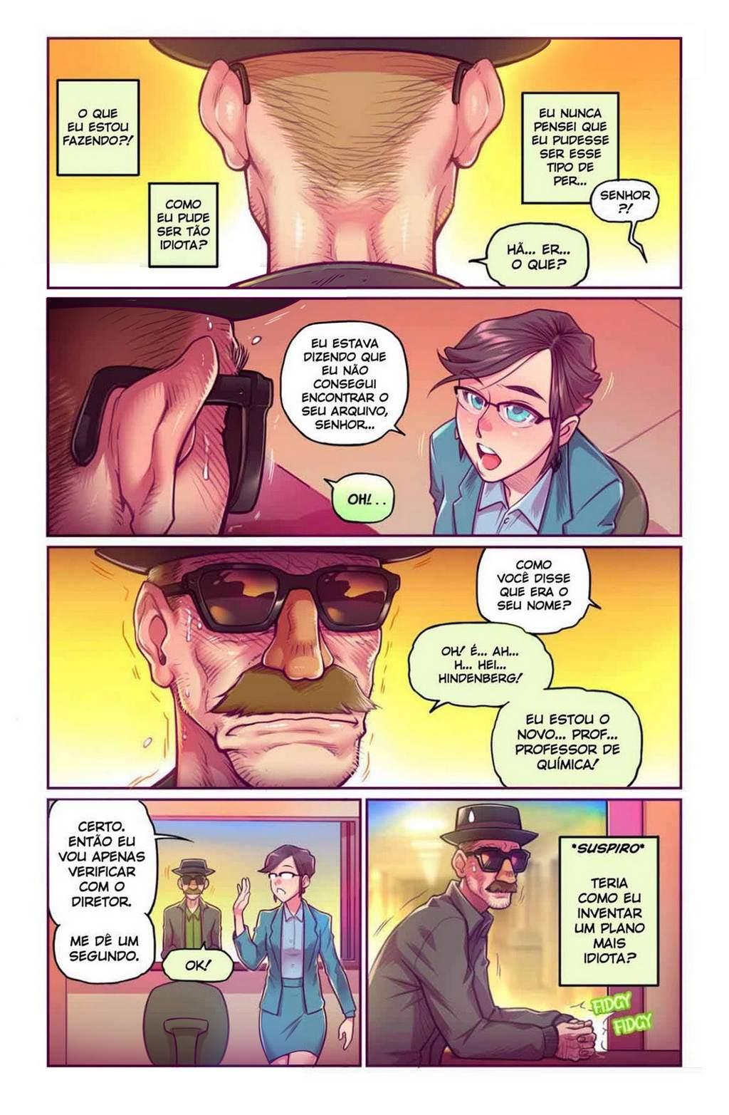 Sidney part 2 Melkor Mancin Hentai 03 - hentai, comics-hq