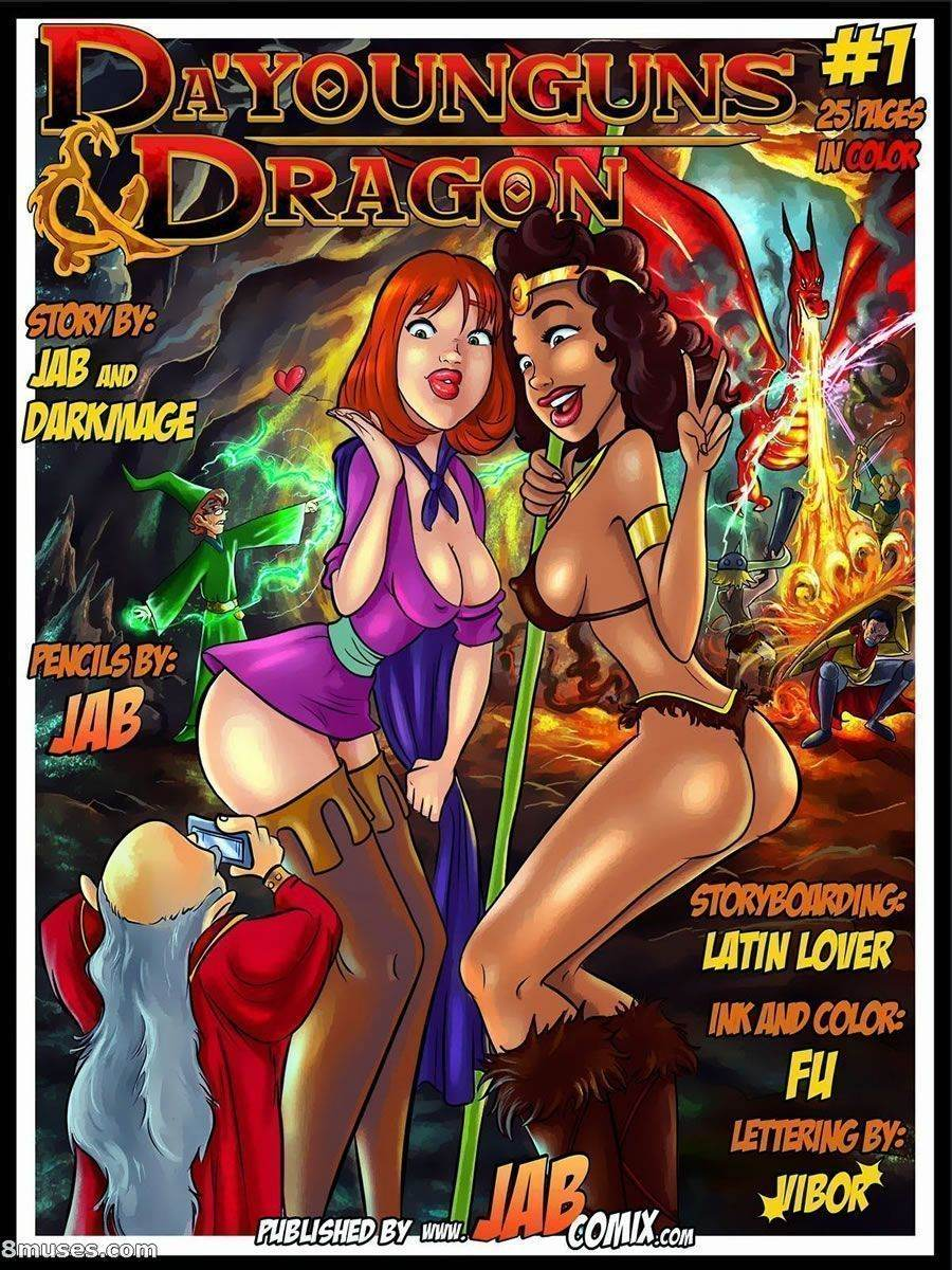 Da'Younguns Dragon by JAB The Hentai em português Caverna do Dragão Erótico