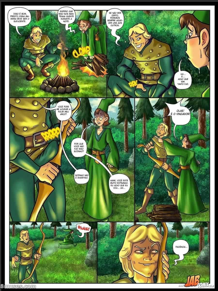Da Younguns Dragon JabComix The Hentai p.05 1 - hentai, comics-hq