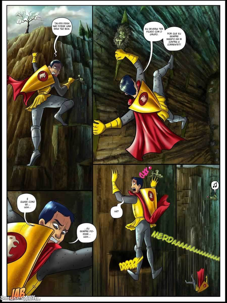 Da Younguns Dragon JabComix The Hentai p.06 1 - hentai, comics-hq