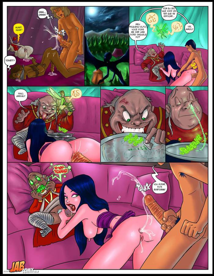 Da Younguns Dragon JabComix The Hentai p.23 1 - hentai, comics-hq