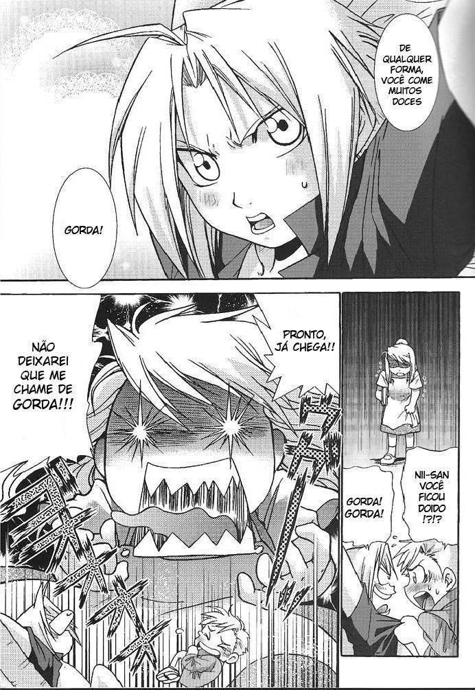 Fullmetal Alchemist Lollipop bakkon tamago Gay The Hentai p.05 - hentai, comics-hq