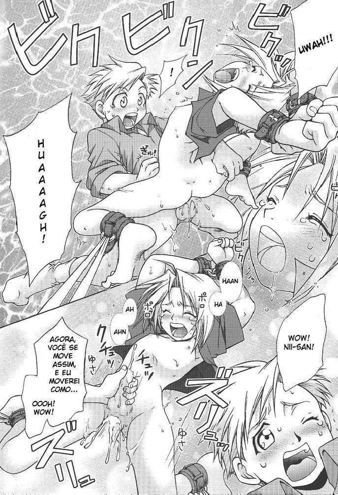 Fullmetal Alchemist Lollipop bakkon tamago Gay The Hentai p.22 - hentai, comics-hq