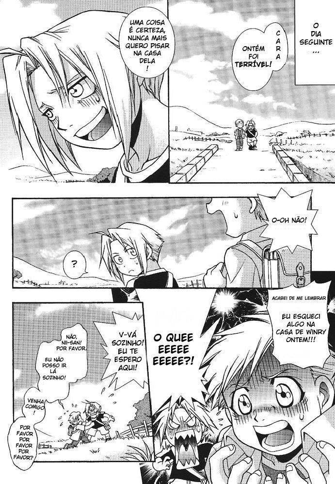 Fullmetal Alchemist Lollipop bakkon tamago Gay The Hentai p.26 - hentai, comics-hq