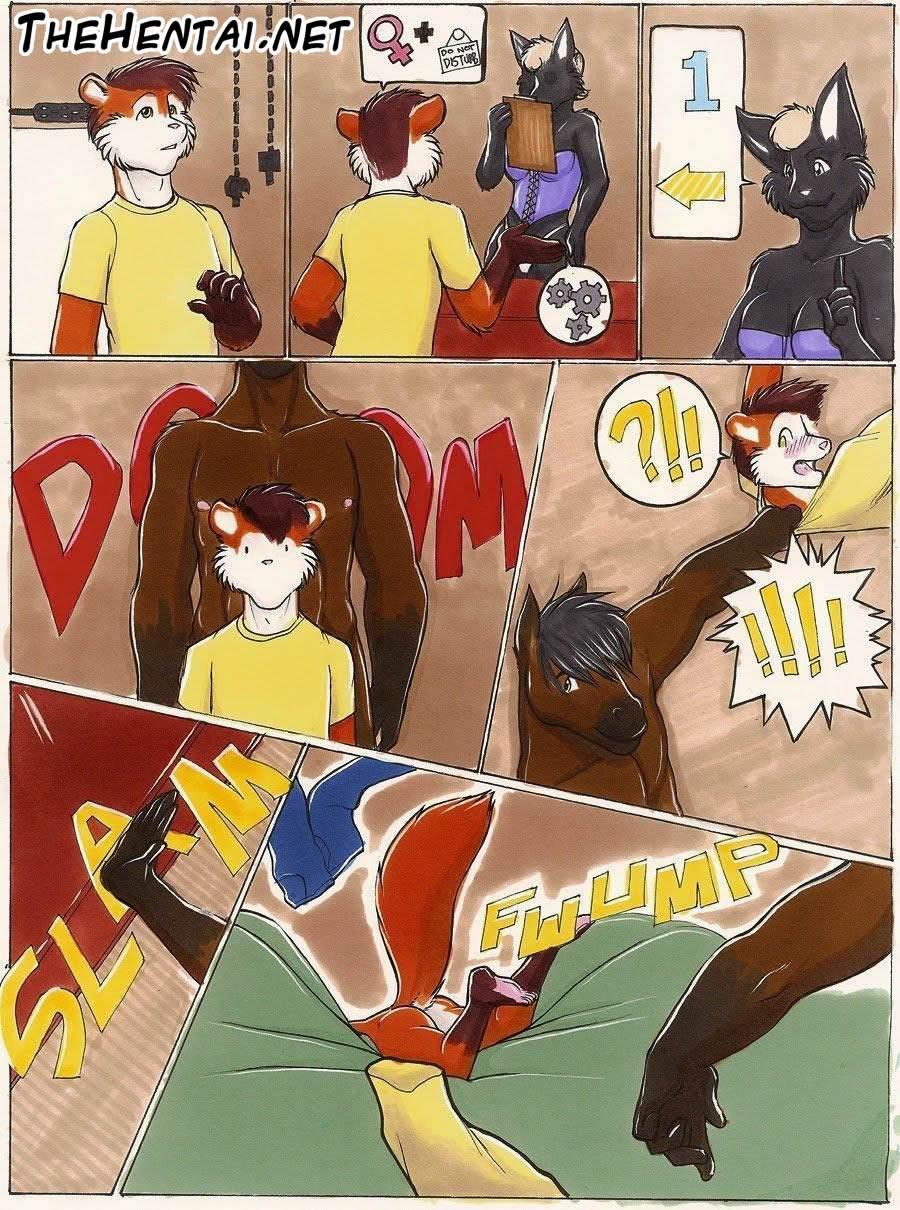 Horse Comic Meesh Furry The Hentai P.01 - hentai, exclusiva, comics-hq