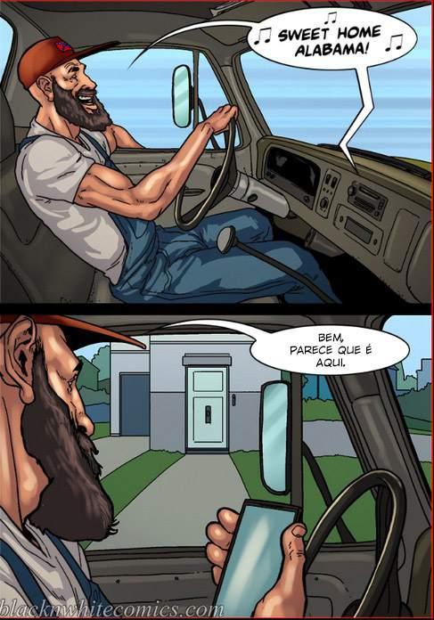 Make America Great Again Yair InterRacial The Hentai p.02 - hentai, comics-hq