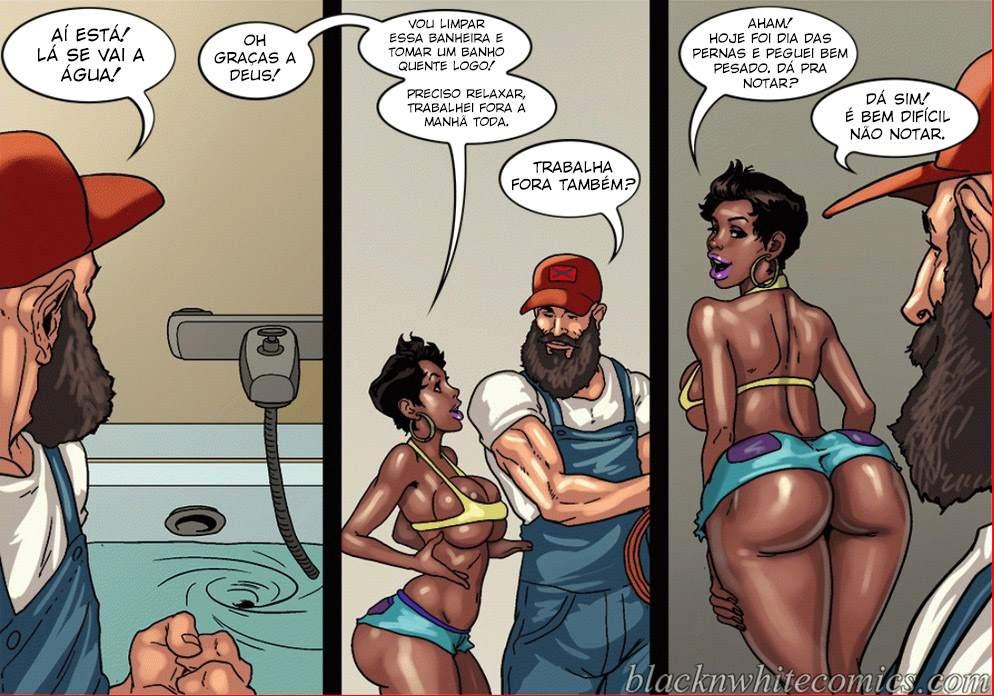 Make America Great Again Yair InterRacial The Hentai p.07 - hentai, comics-hq