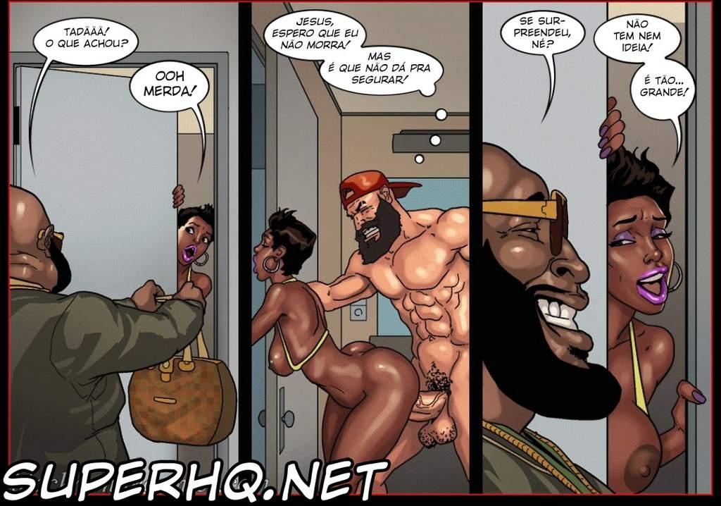 Make America Great Again Yair InterRacial The Hentai p.25 - hentai, comics-hq