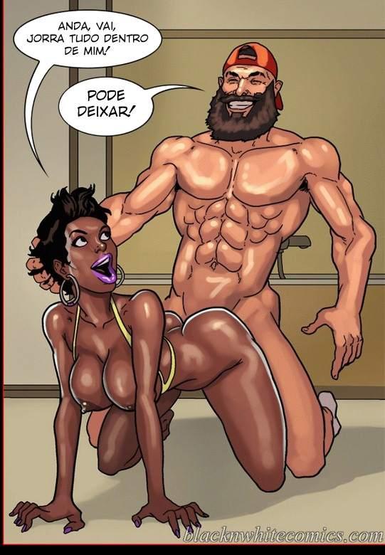 Make America Great Again Yair InterRacial The Hentai p.29 - hentai, comics-hq