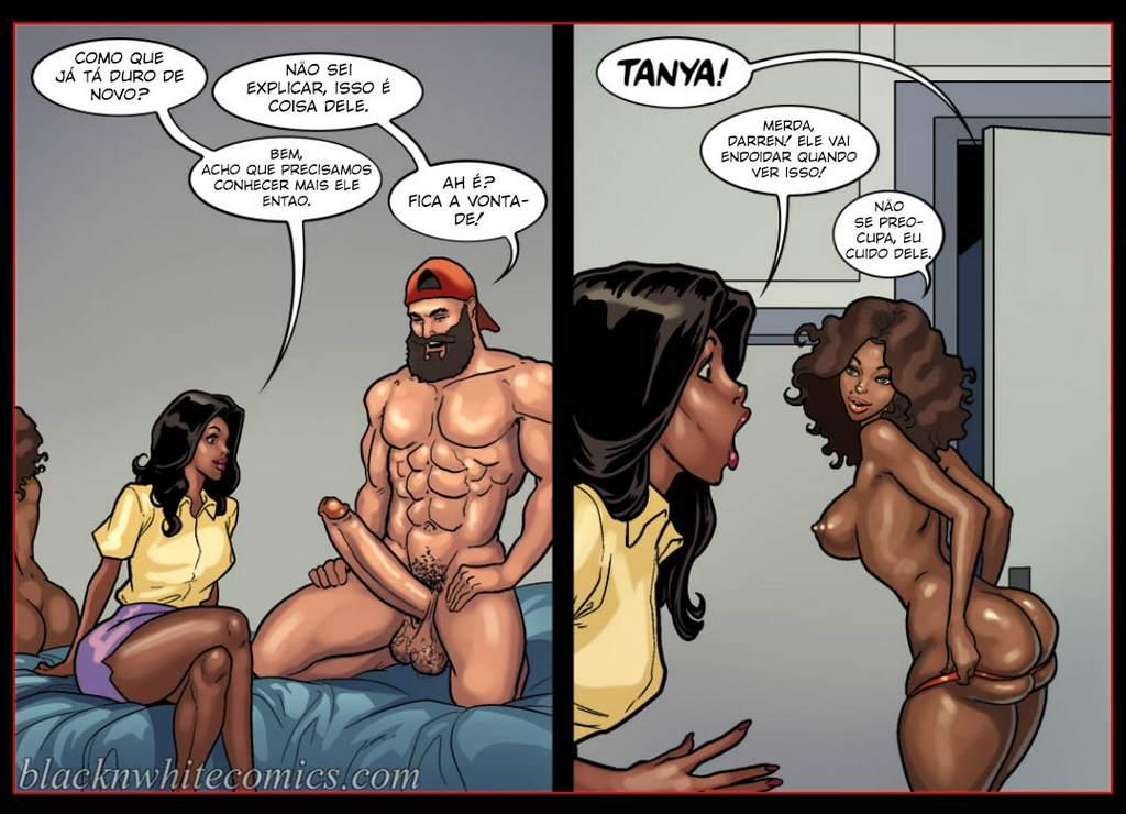Make America Great Again Yair InterRacial The Hentai p.52 - hentai, comics-hq