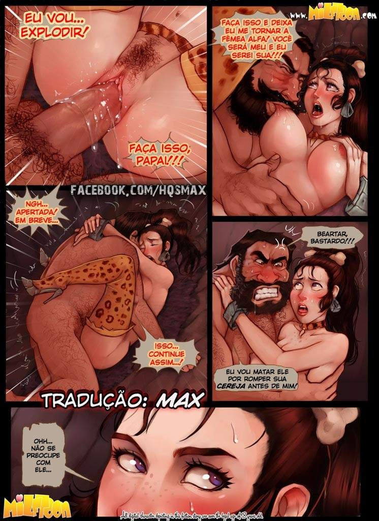 MilfAge part 2 Chesare MilfToon InterRacial The Hentai 14 - hentai, comics-hq