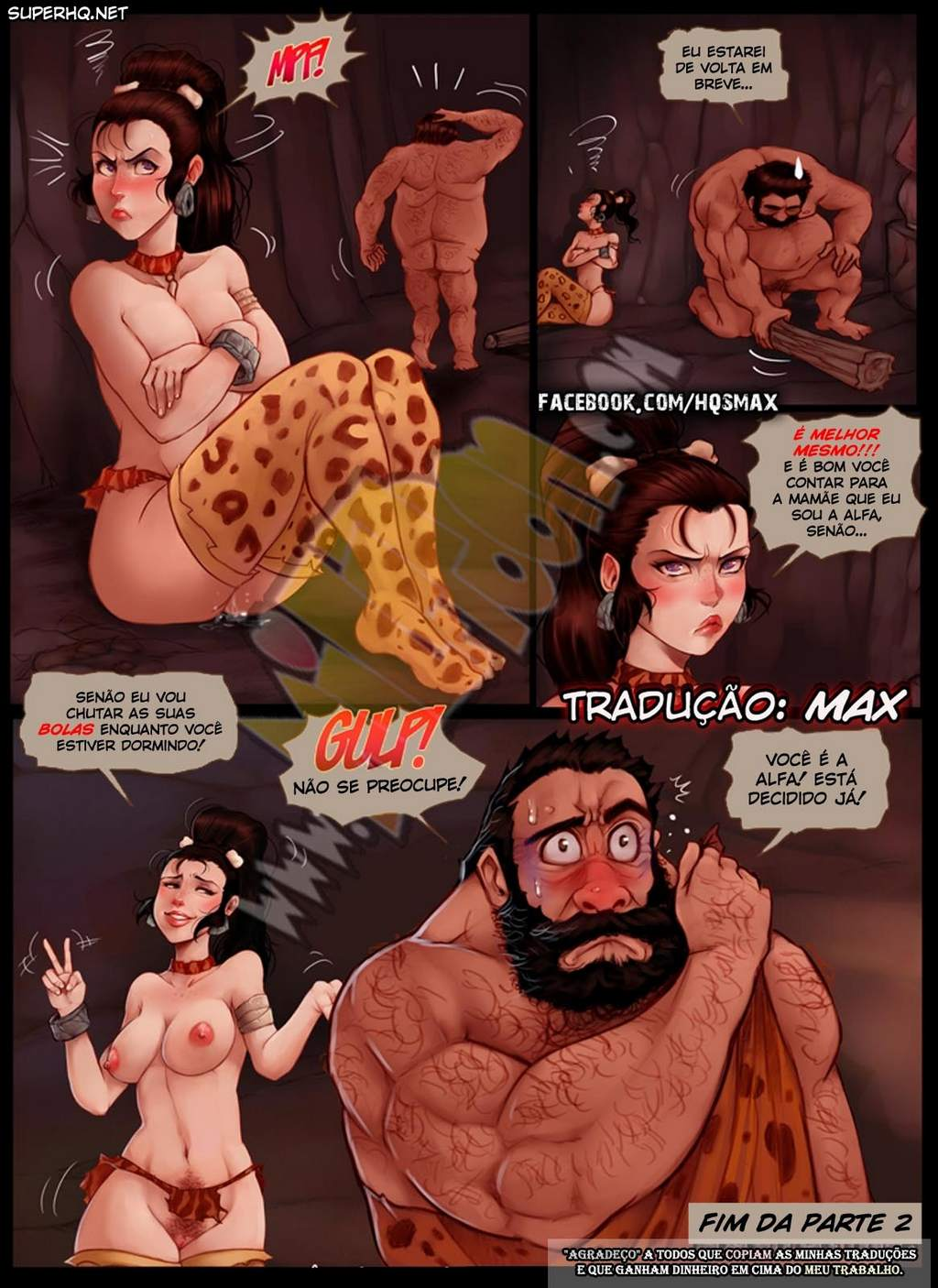 MilfAge part 2 Chesare MilfToon InterRacial The Hentai 19 - hentai, comics-hq