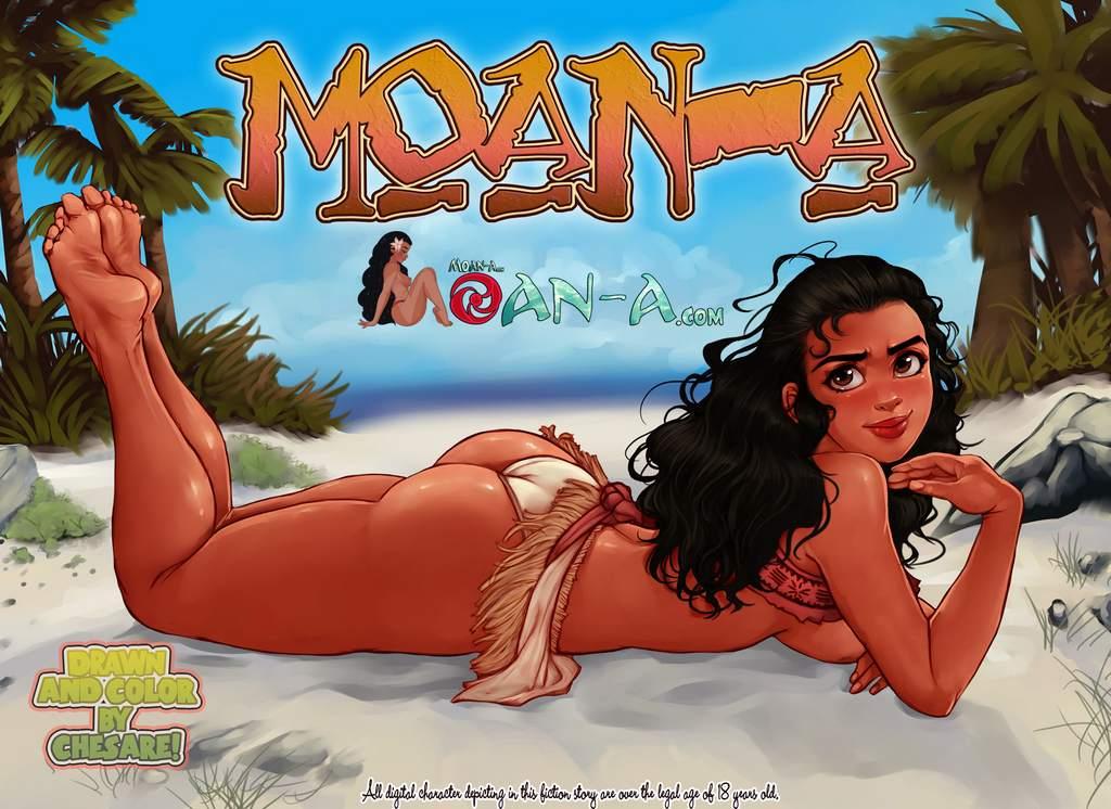Moan part 2 Chesare Disney The Hentai 01 - hentai, comics-hq