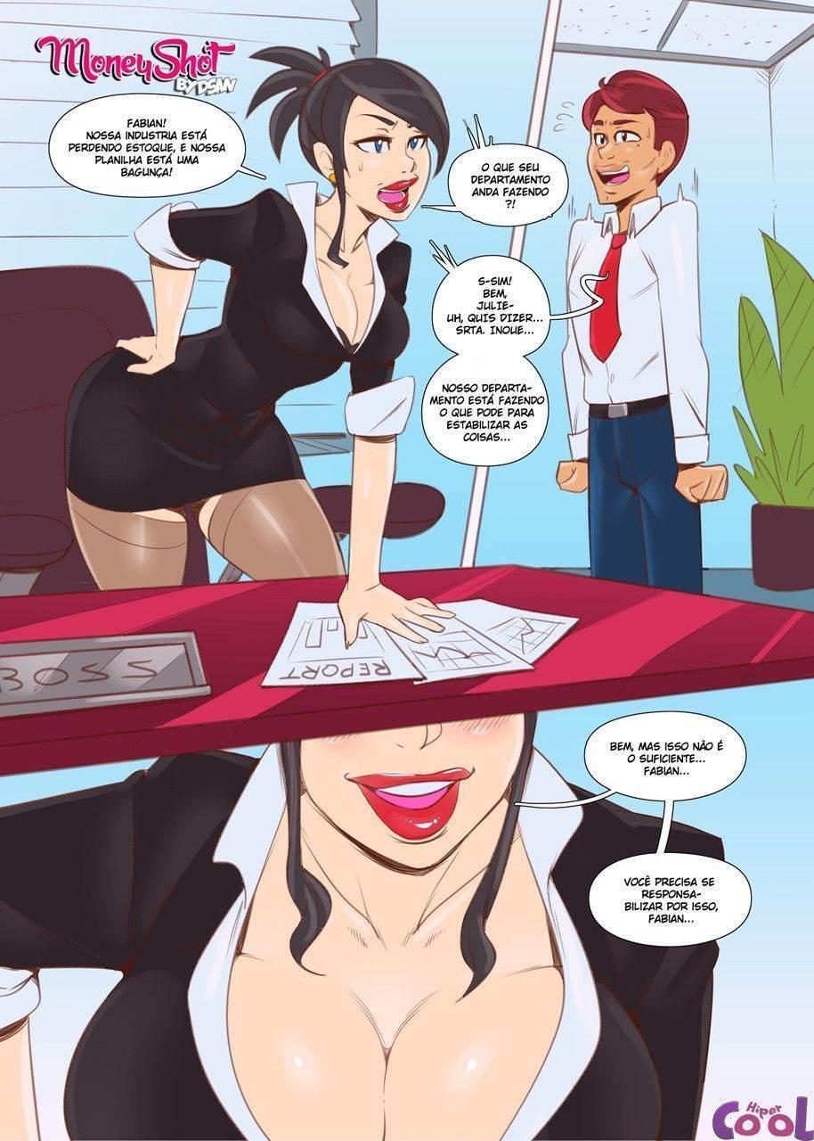 Money Shot Dsan pt br The Hentai p.01 - hentai, comics-hq