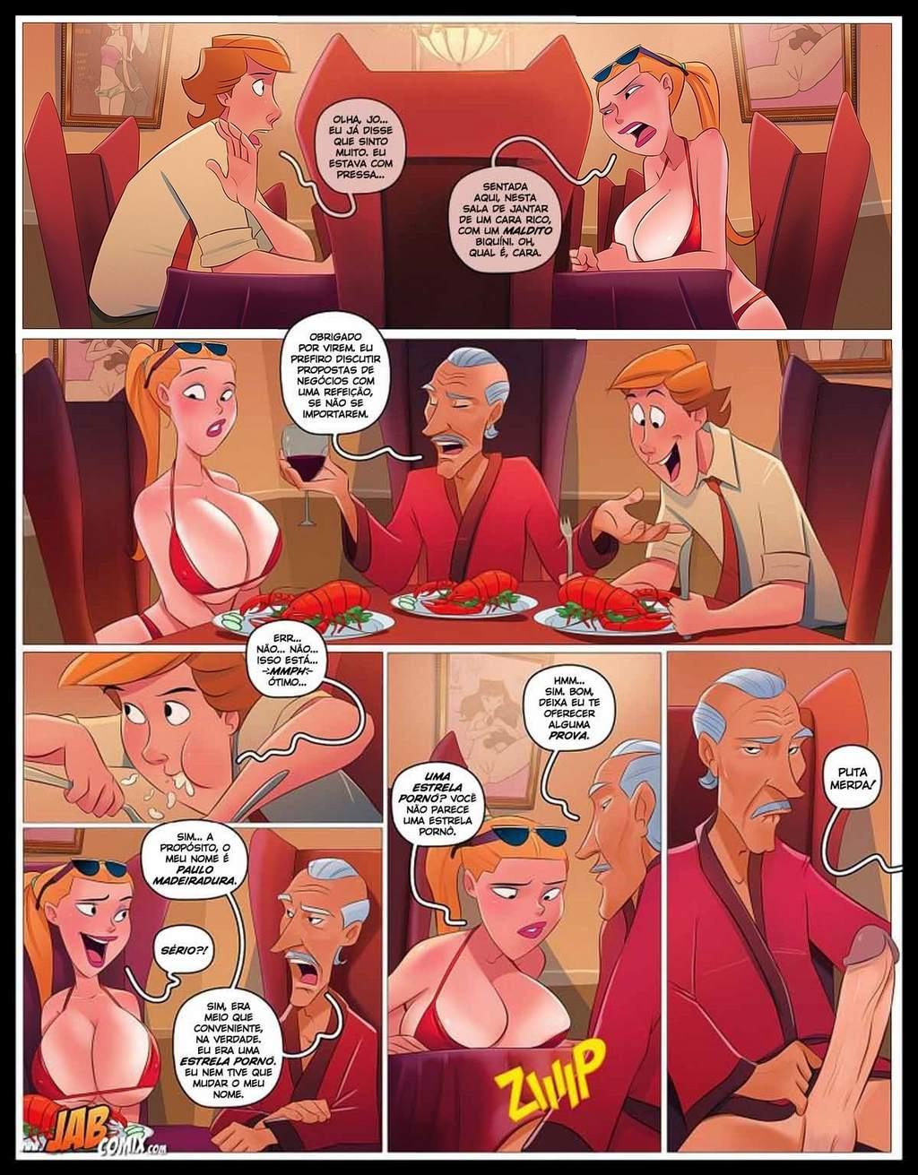 The Hardon Sibs part 1 John Moz Incesto The Hentai 10 - hentai, comics-hq