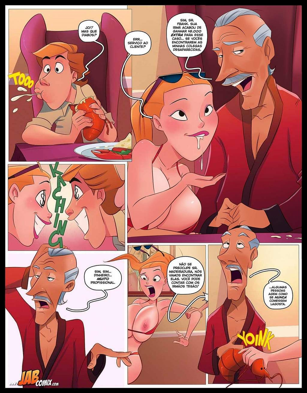 The Hardon Sibs part 1 John Moz Incesto The Hentai 12 - hentai, comics-hq
