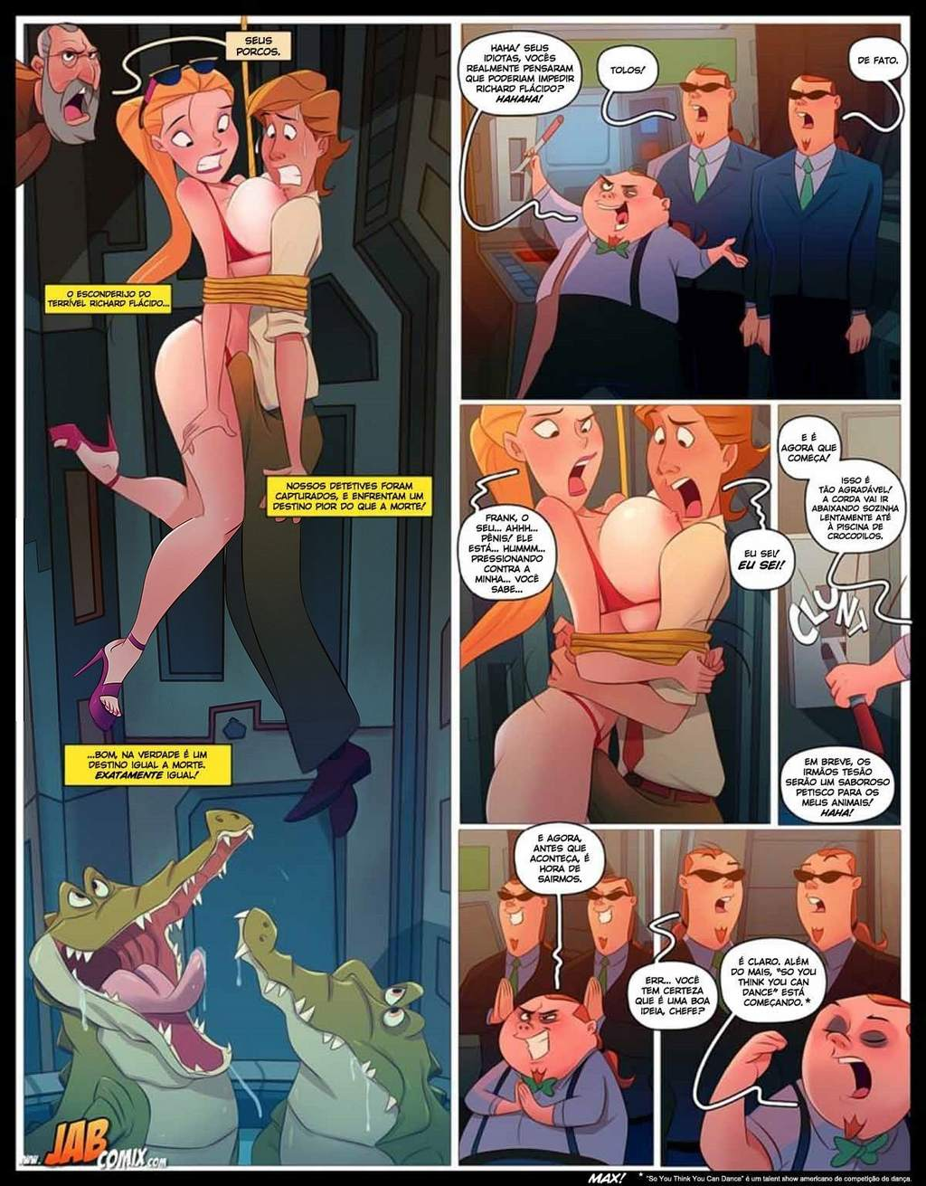 The Hardon Sibs part 1 John Moz Incesto The Hentai 14 - hentai, comics-hq
