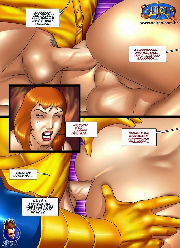A Toca do Dragao part 2 The Hentai pt br 22 - hentai, comics-hq