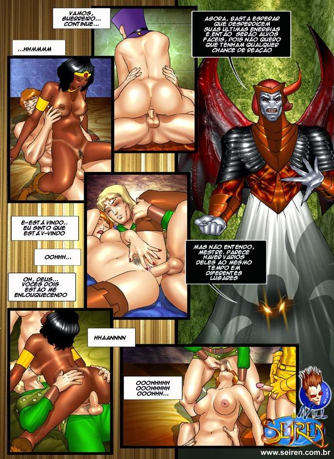 A Toca do Dragao part 2 The Hentai pt br 26 - hentai, comics-hq