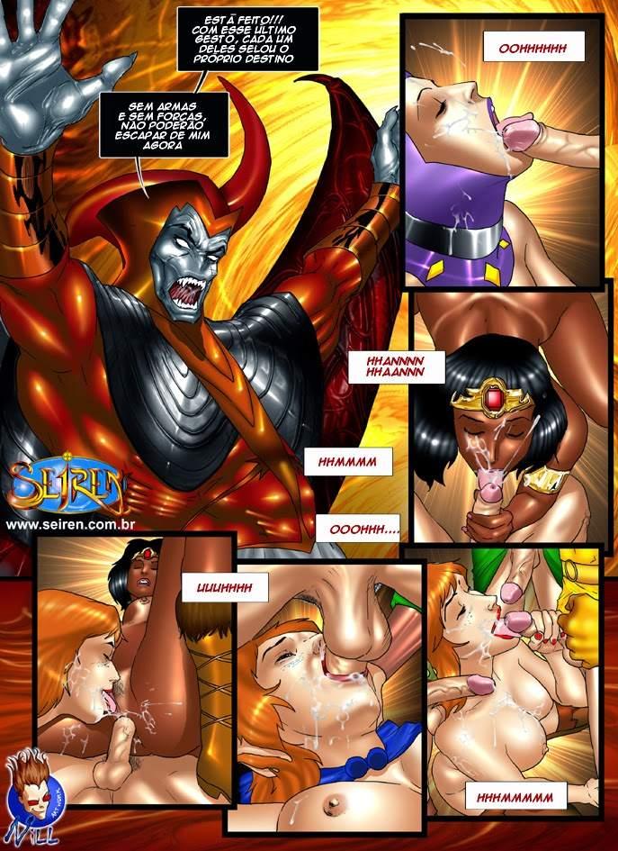 A Toca do Dragao part 2 The Hentai pt br 28 - hentai, comics-hq