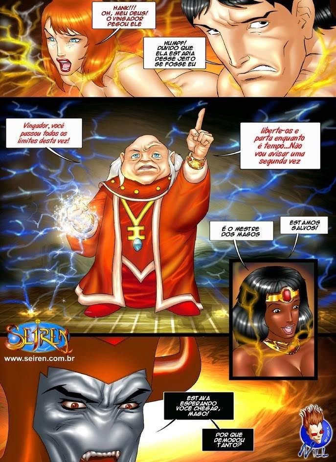 A Toca do Dragao part 2 The Hentai pt br 33 - hentai, comics-hq