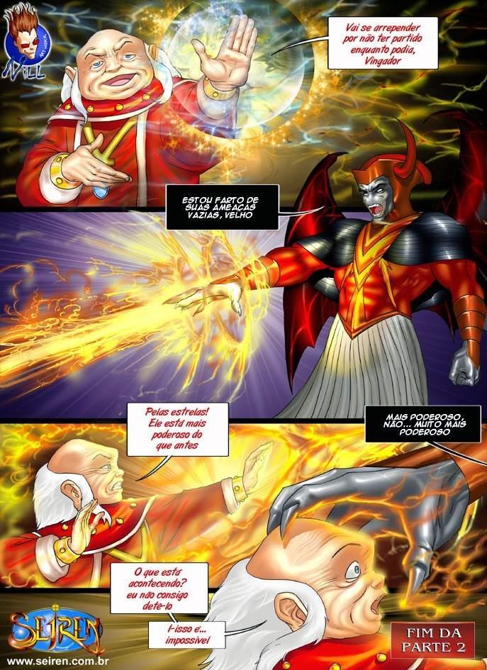 A Toca do Dragao part 2 The Hentai pt br 34 - hentai, comics-hq