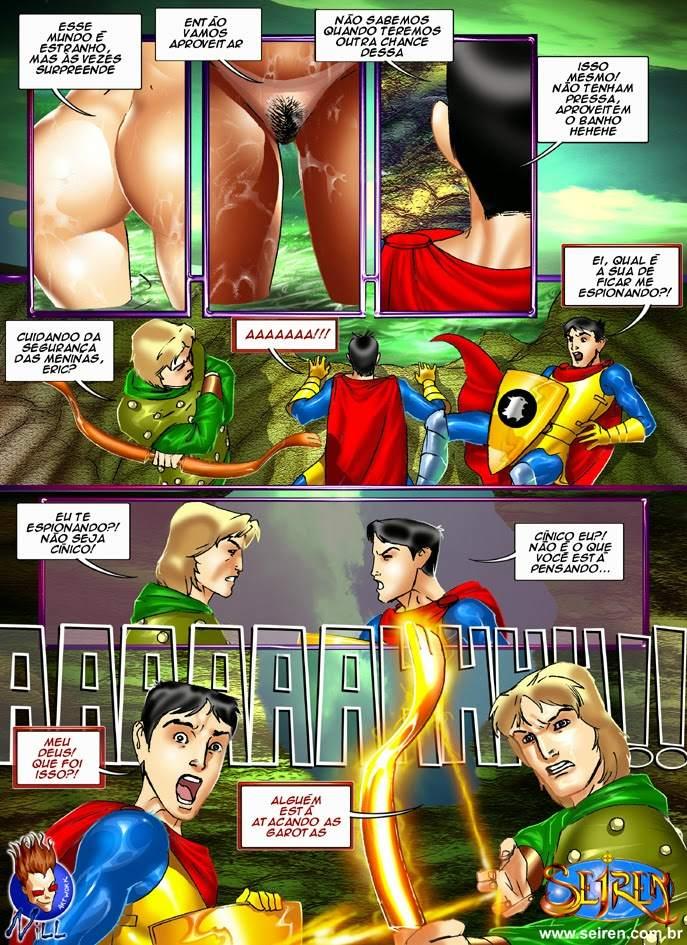 A Toca do Dragao parte 1 The Hentai pt br 05 - hentai, comics-hq