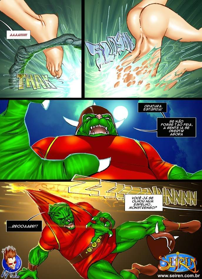 A Toca do Dragao parte 1 The Hentai pt br 08 - hentai, comics-hq