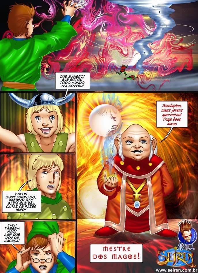 A Toca do Dragao parte 1 The Hentai pt br 14 - hentai, comics-hq