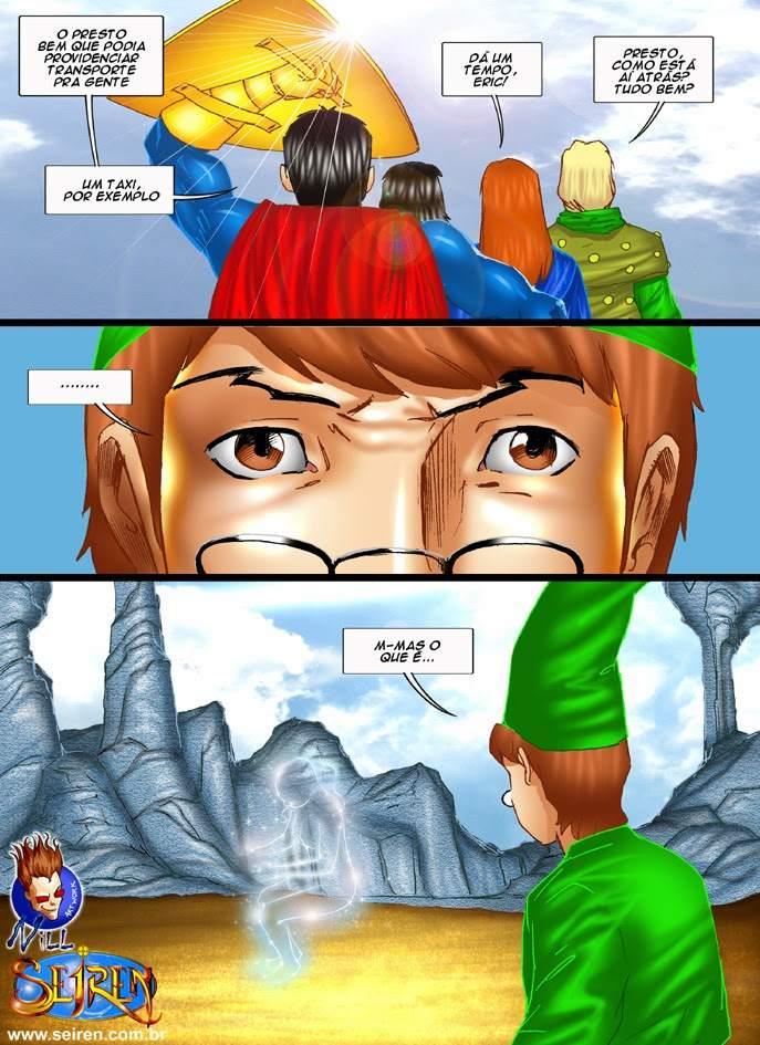 A Toca do Dragao parte 1 The Hentai pt br 19 - hentai, comics-hq