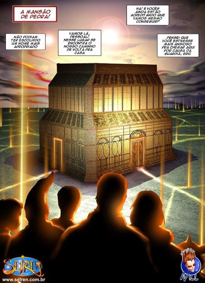 A Toca do Dragao parte 1 The Hentai pt br 23 - hentai, comics-hq