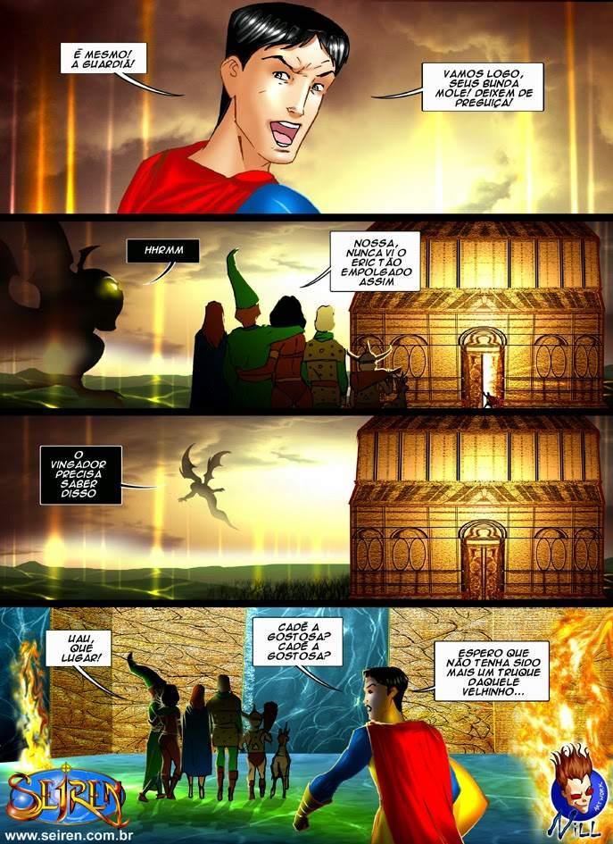 A Toca do Dragao parte 1 The Hentai pt br 24 - hentai, comics-hq