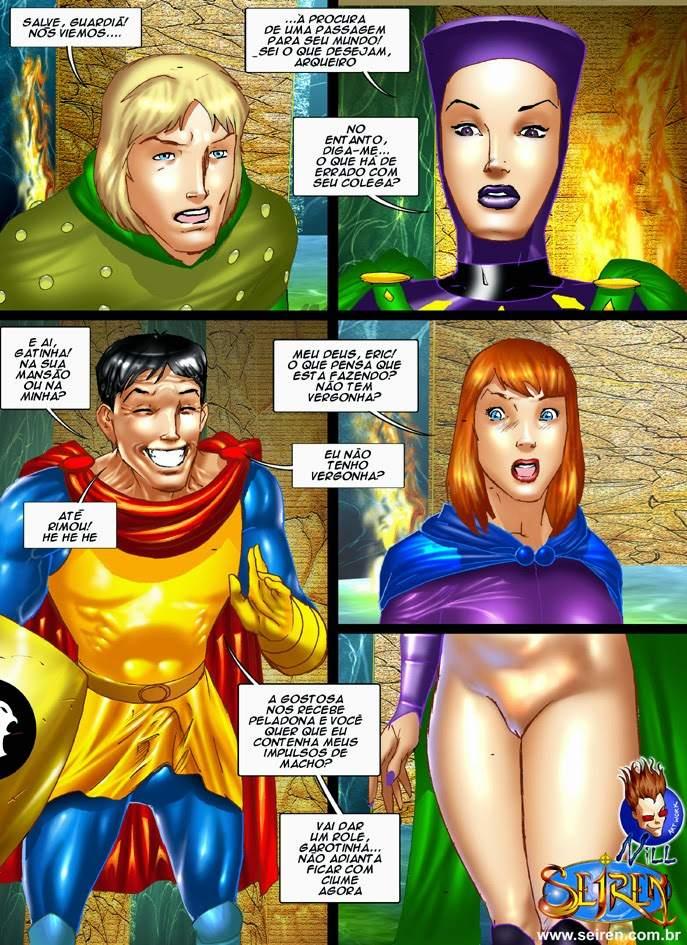 A Toca do Dragao parte 1 The Hentai pt br 26 - hentai, comics-hq