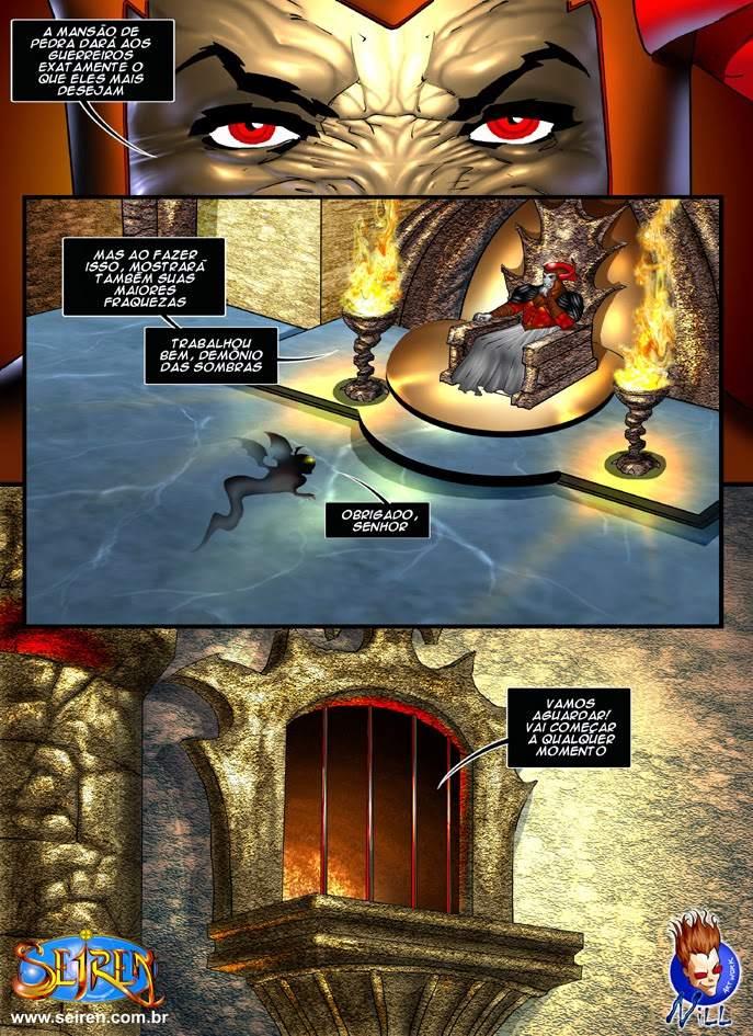 A Toca do Dragao parte 1 The Hentai pt br 31 - hentai, comics-hq