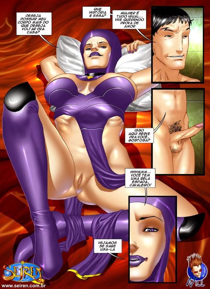 A Toca do Dragao parte 1 The Hentai pt br 33 - hentai, comics-hq