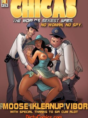 Chicas: The World's Sexiest Spies