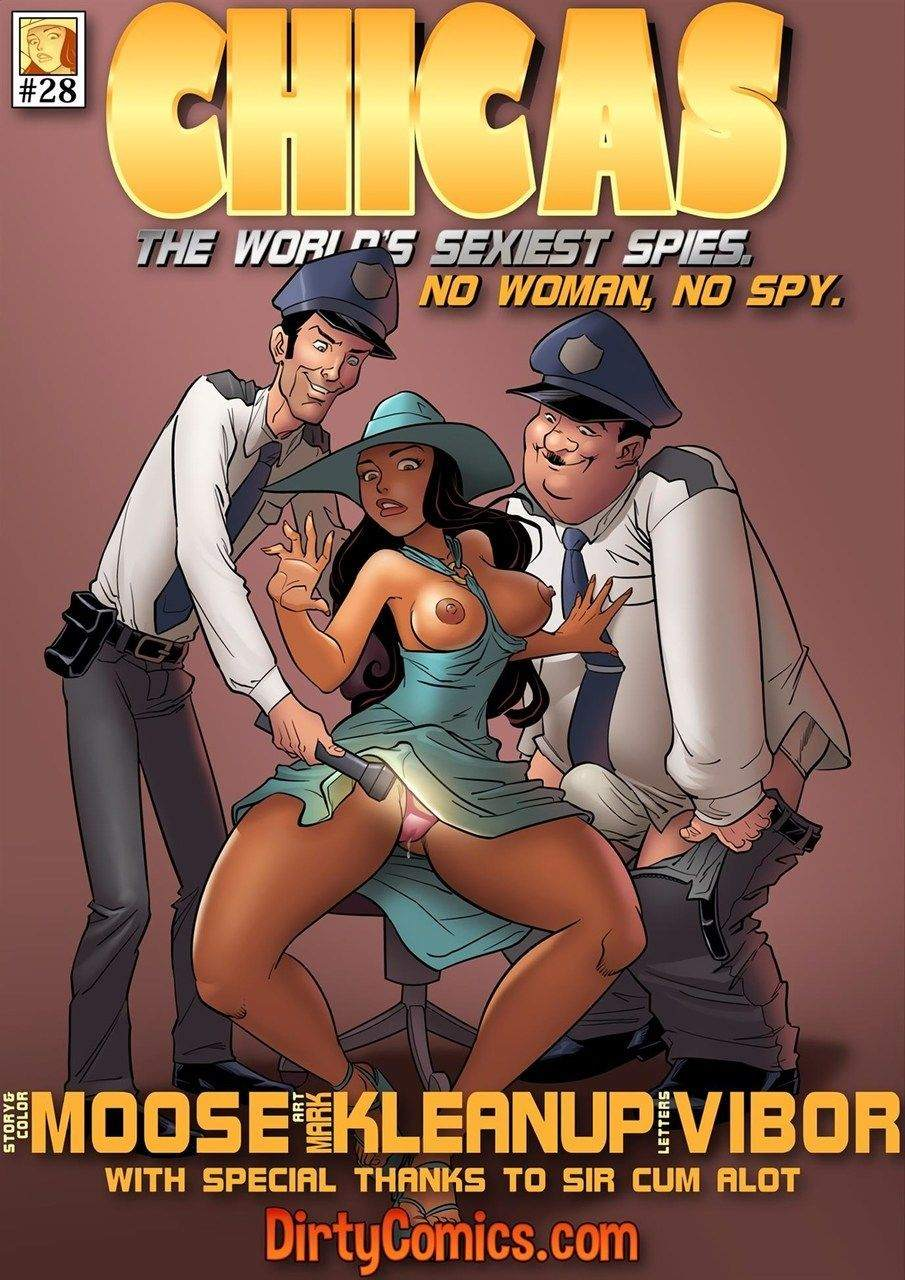 Chicas The Worlds Sexiest Spies The Hentai pt br 01 - hentai, comics-hq