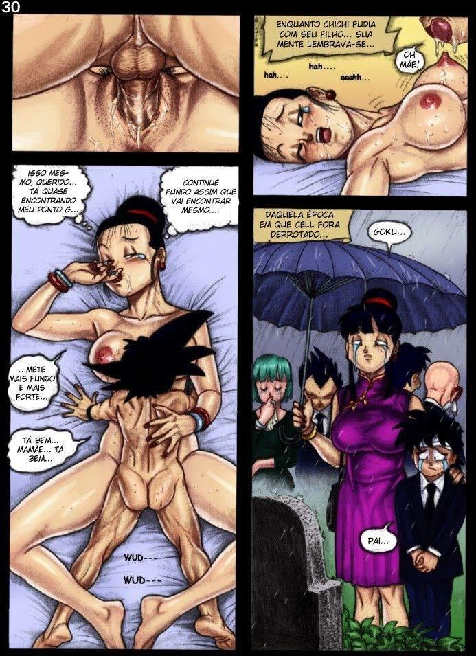 Kamehasutra The Hentai pt br 31 - hentai, comics-hq