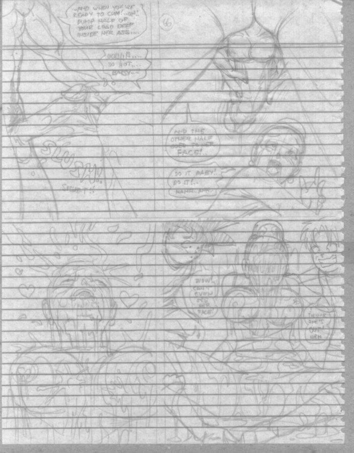 Kamehasutra The Hentai pt br 67 - hentai, comics-hq