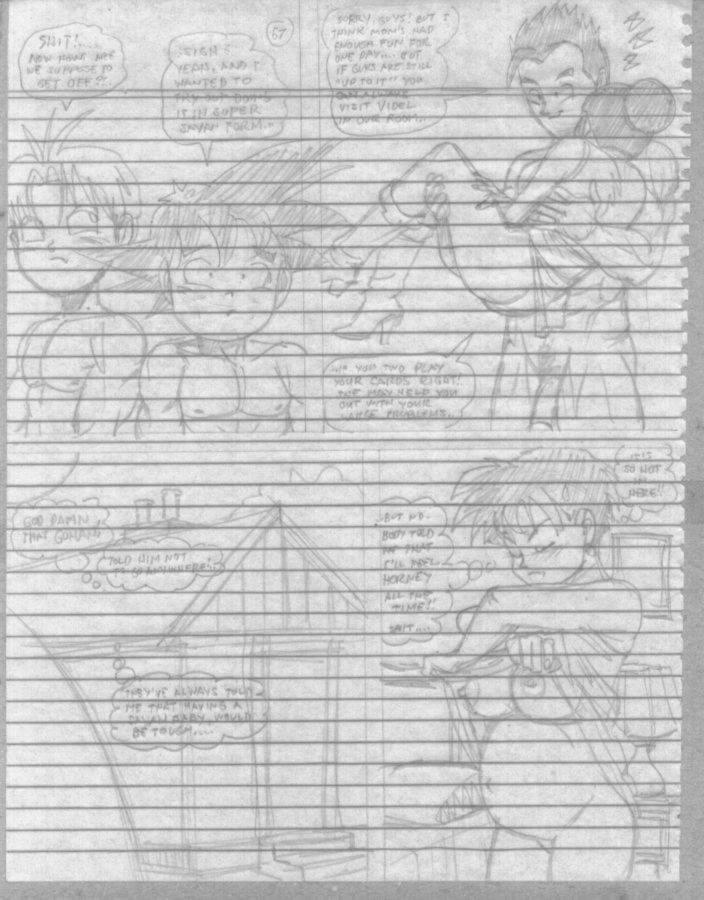 Kamehasutra The Hentai pt br 68 - hentai, comics-hq