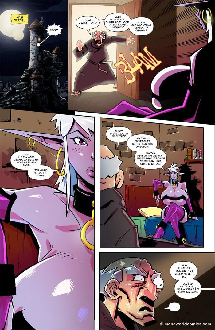 Mana World part 6 The Hentai pt br 16 - hentai, comics-hq