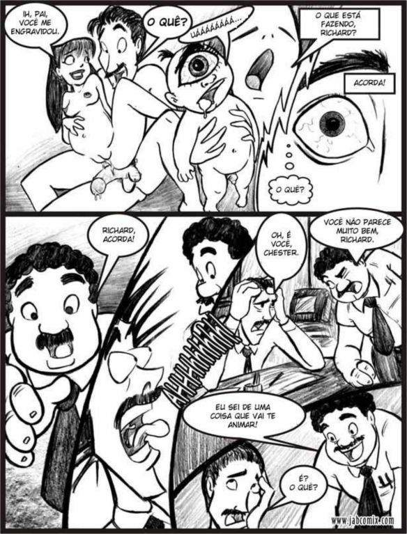 Ay Papi parte 2 Hentai pt br 03 - incesto, hentai, comics-hq