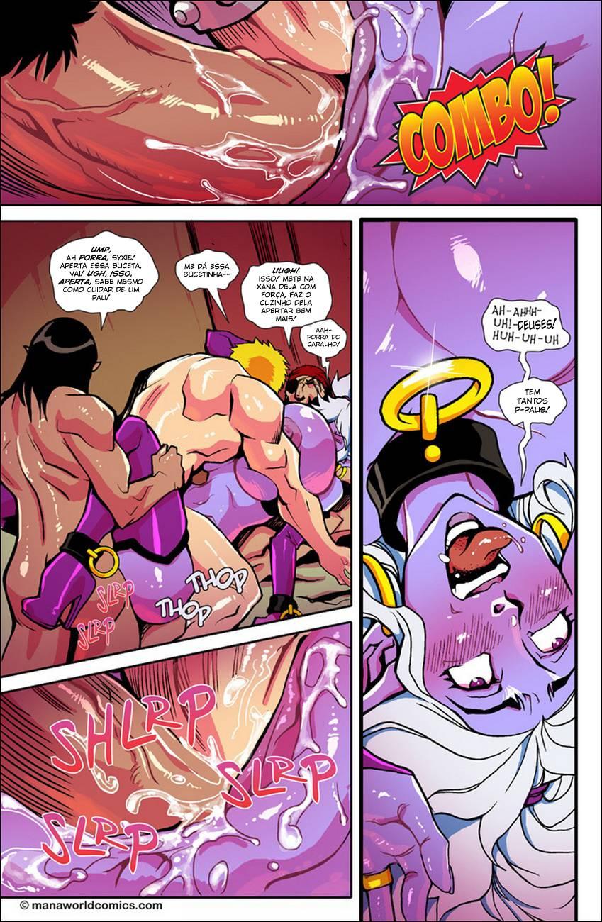 Mana World vol 7 The Hentai pt br 13 - hentai, comics-hq
