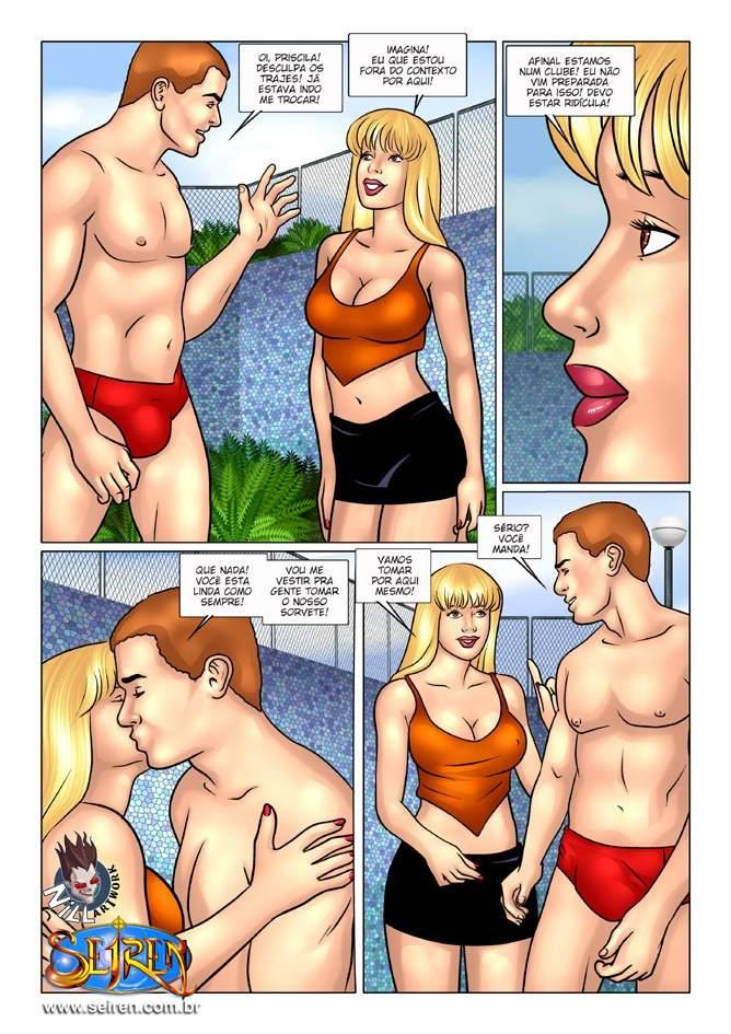 Priminha Gostosa parte 6 Hentai pt br 03 - incesto, hentai, comics-hq